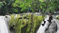 Pesona Air Terjun Tiwu Wali Manggarai, Oase Dibalik Hutan Rimbun