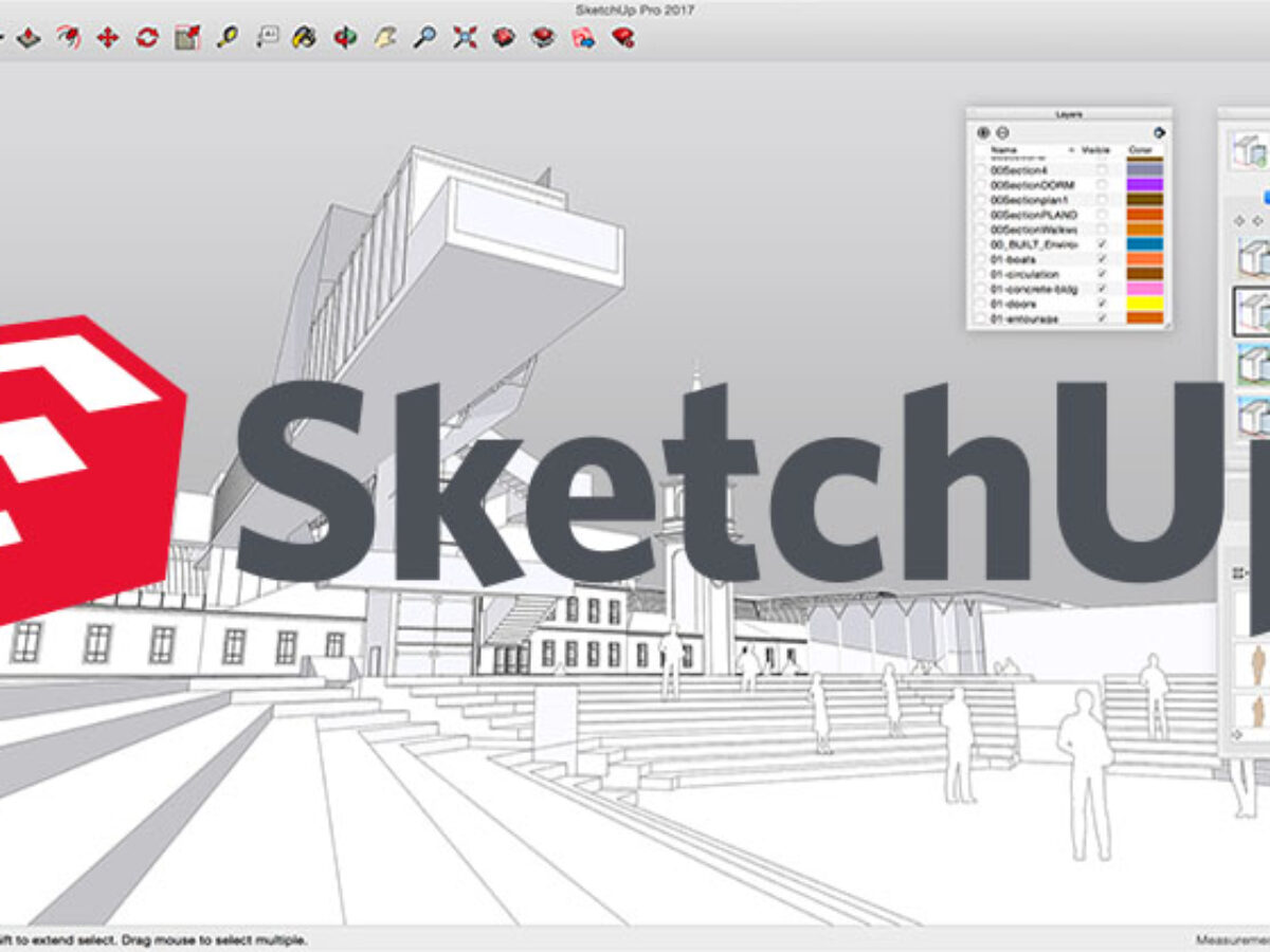 Ebook Sketchup Tutorial Bahasa Indonesia