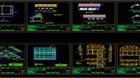 (Lengkap) Download Gambar Denah Ruang SD Format DWG Autocad