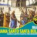 Nama Santo dan Santa Pelindung Gereja Katolik Bulan April