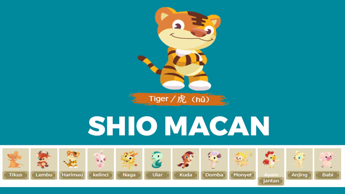 Ramalan Keberuntungan Shio Macan Tahun 2021