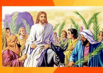 Hari Minggu Palma Mengenang Sengsara Tuhan Yesus, Panduan Misa, Renungan, dan Doa
