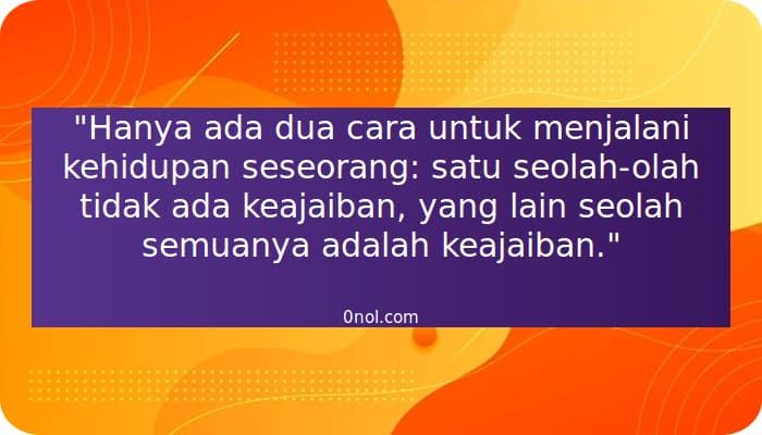 Kata Kata Bijak Kehidupan, Cinta, Lucu, Islami, Singkat, Bahasa Jawa dan Inggris
