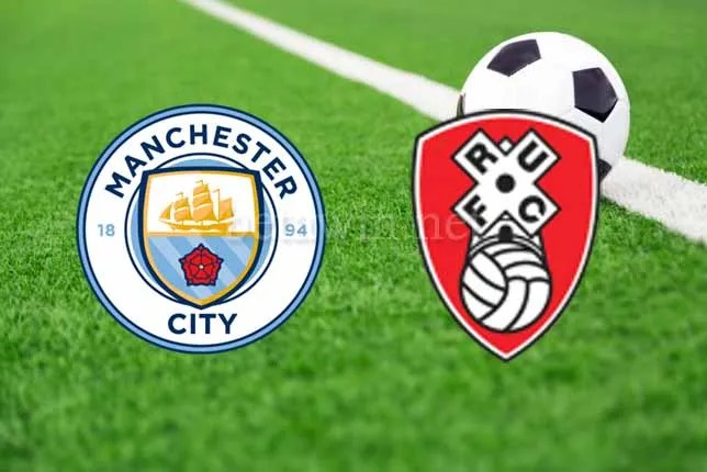manchester city vs rotherham united