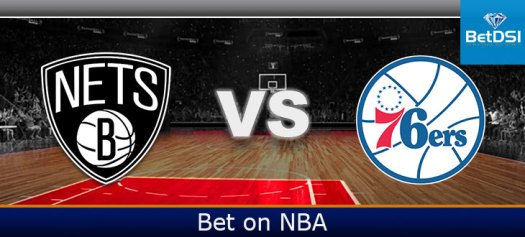 Philadelphia 76ers vs. Brooklyn Nets Betting Odds | BetDSI
