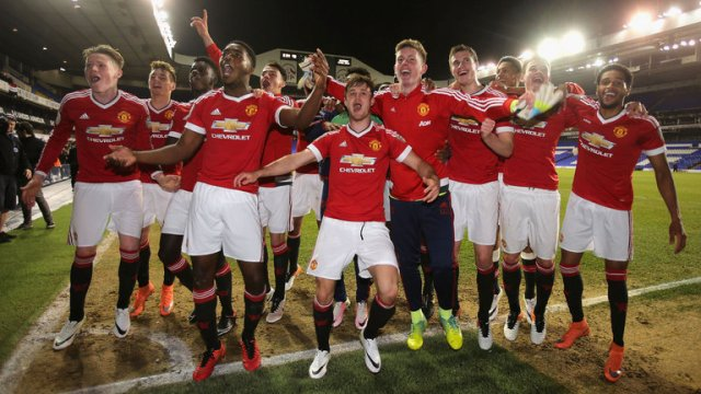 Manchester United are the current U21 Premier League title holders