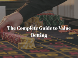 the complete guide to value betting