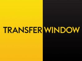 Transfer-Fenster