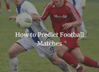 how to predict football match and win