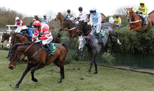 Horse Racing Grand National Picture