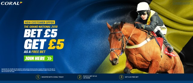 Coral Grand National Offer