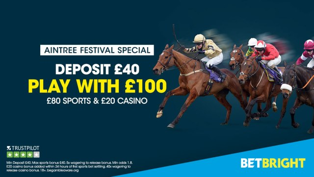 Betbright New Customers Grand National Offer