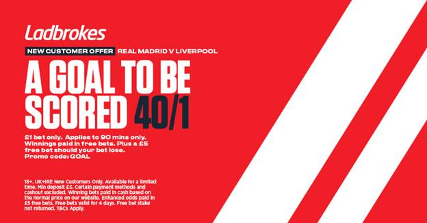 Ladbrokes Champions League Offers For New Customers