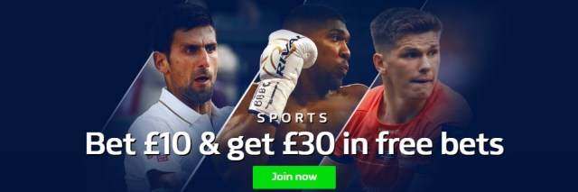William Hill Online Free Bet UK
