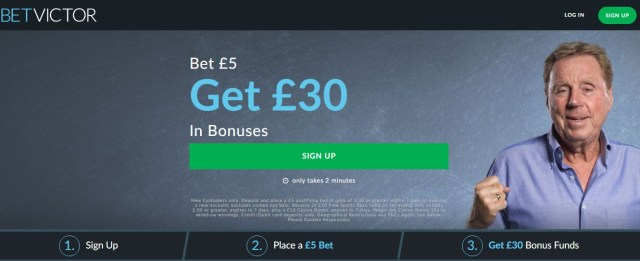 Betvictor Free Bet Cheltenham New Customers