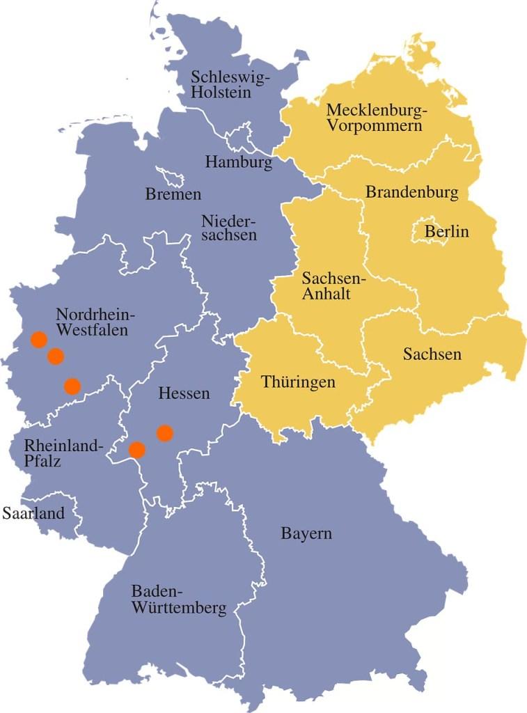 Gemeinschaften in Deutschland