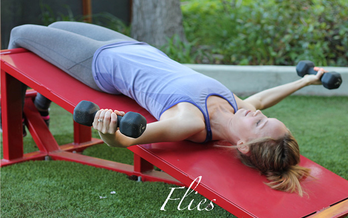 arm workouts for women
