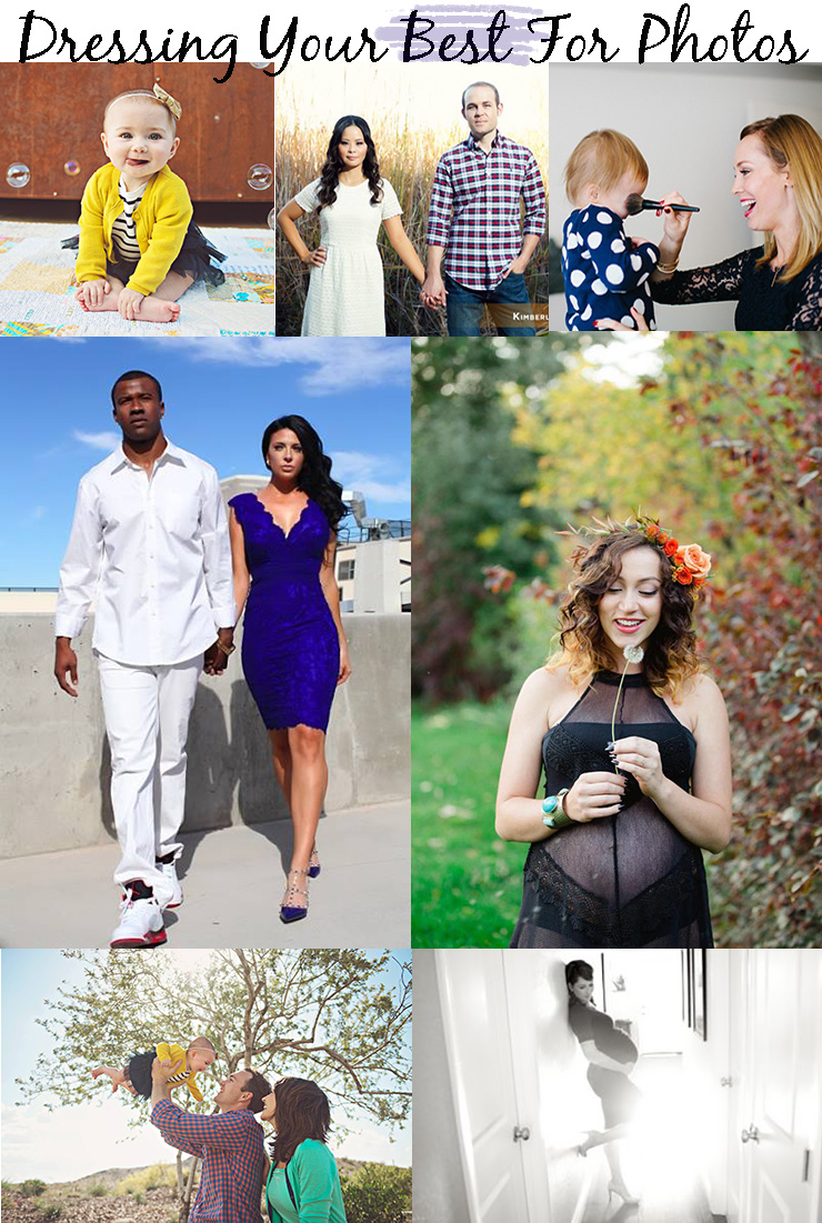Dress your best in photos