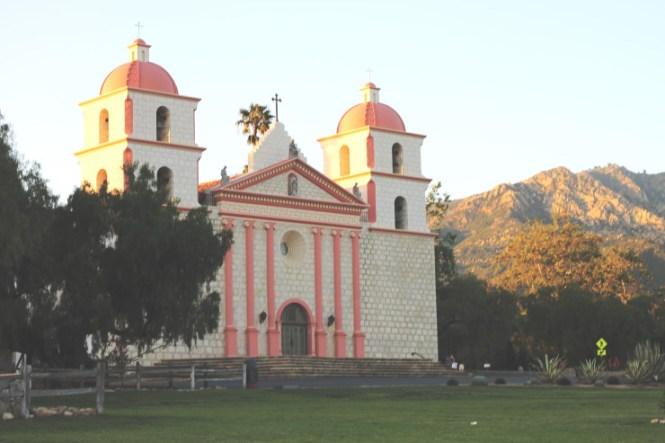 The Mission Santa Barabara