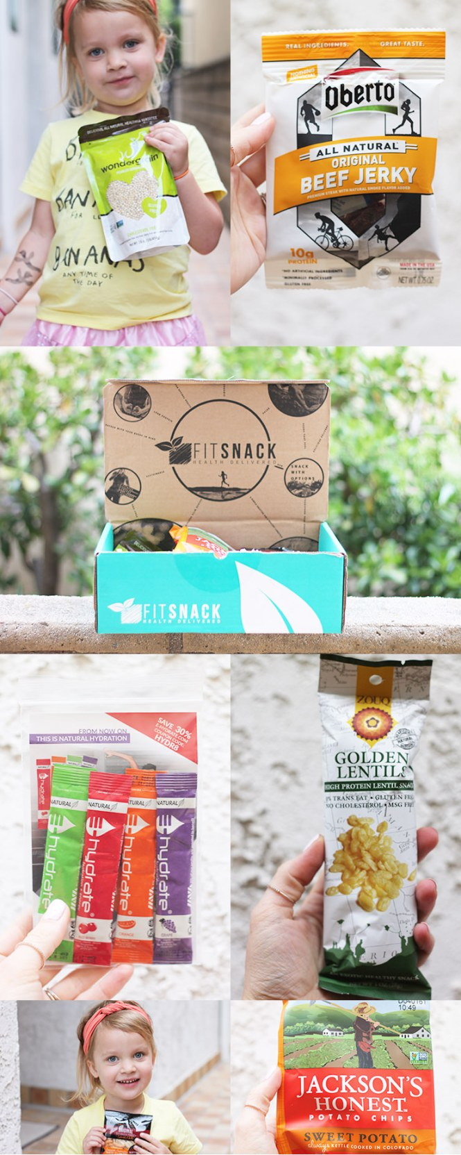 Healthy subscription boxes
