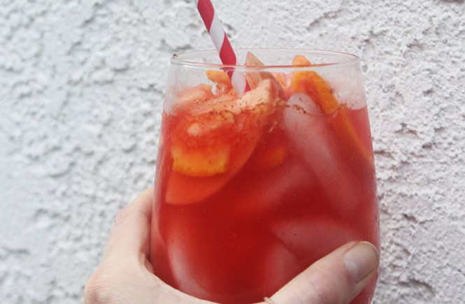 Virgin Sangria Recipe
