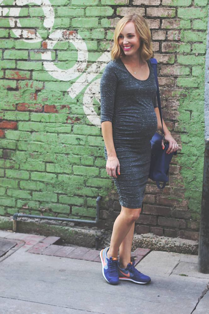 Ingrid & Isabel Maternity Dress