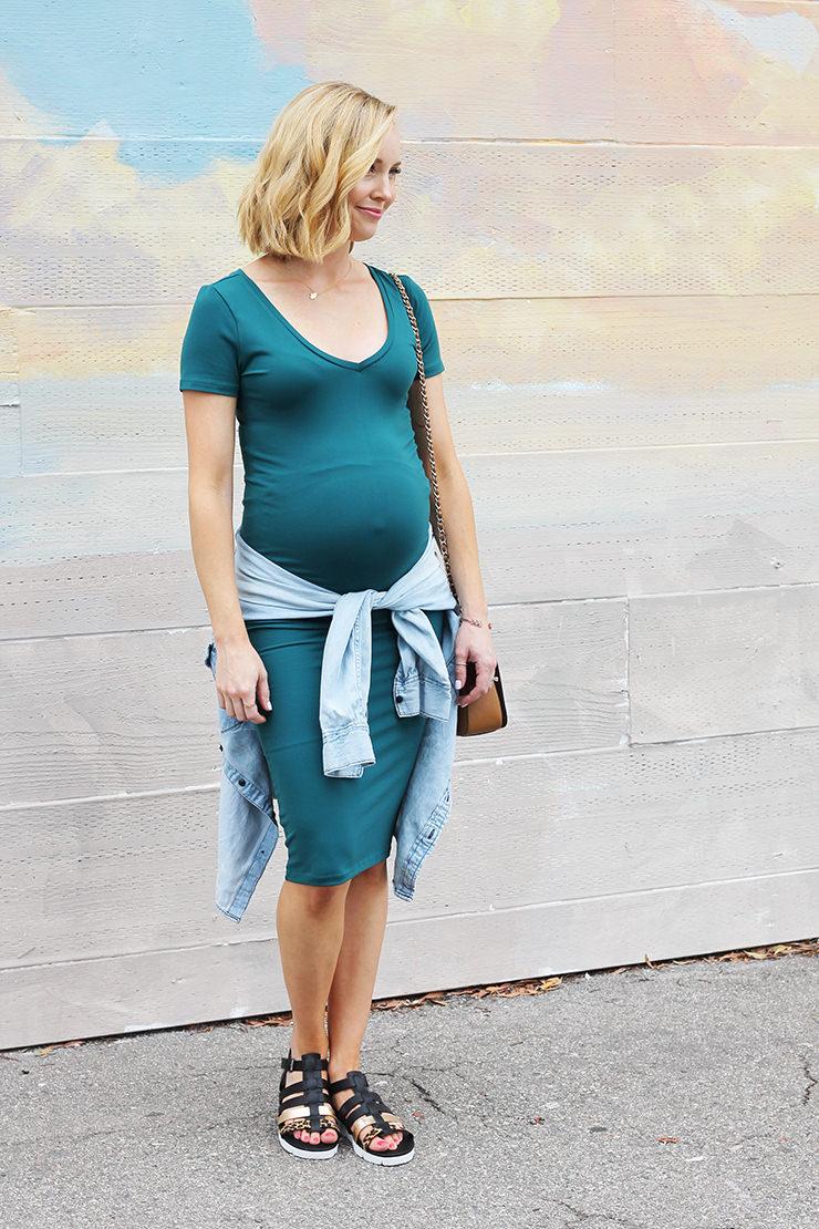 Cute maternity looks