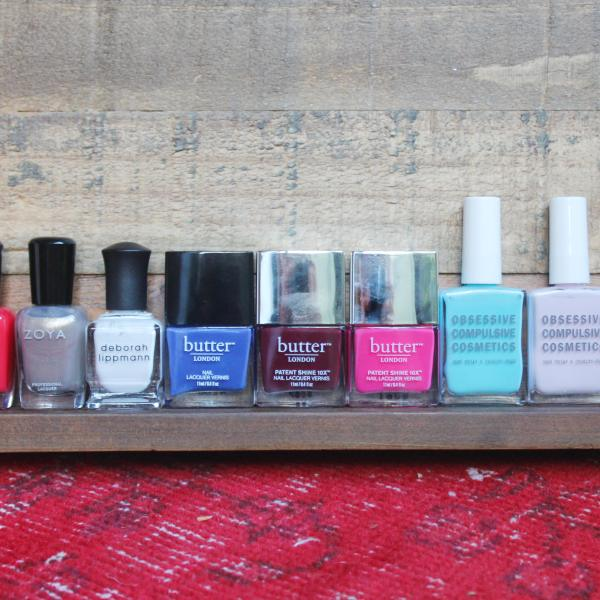 10 best 5-free polishes
