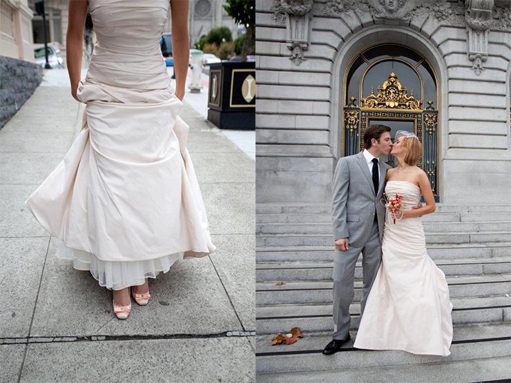 Kaare and Bethann San Francisco City Hall Weddings