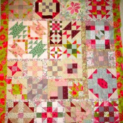 Fifty Three Quilt Patterns Quilt Book