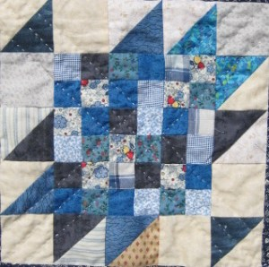 Free Quilt Pattern from Center of it Quilt Book