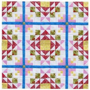 Golden Eye Quilt Pattern