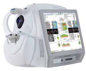 Zeiss Cirrus HD-500 OCT
