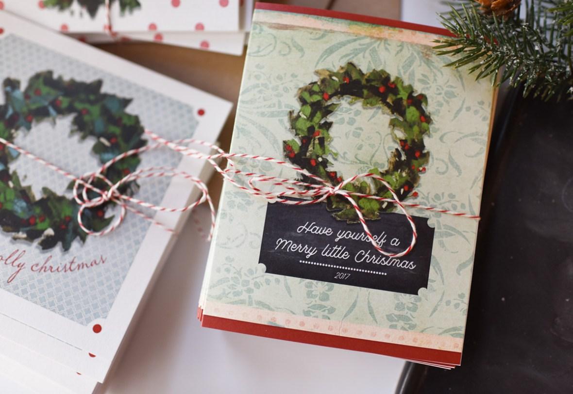Bethany Fields Holiday Cards