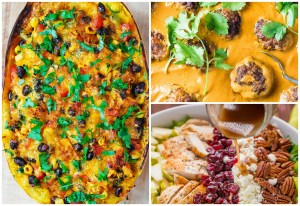 10 Comforting and Super Healthy Fall Dinners