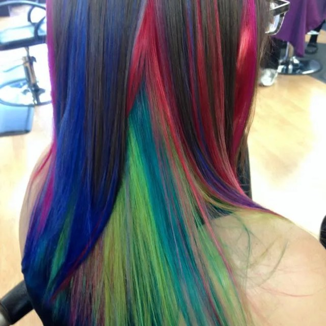 wild colors in hair parker colorado hair salon