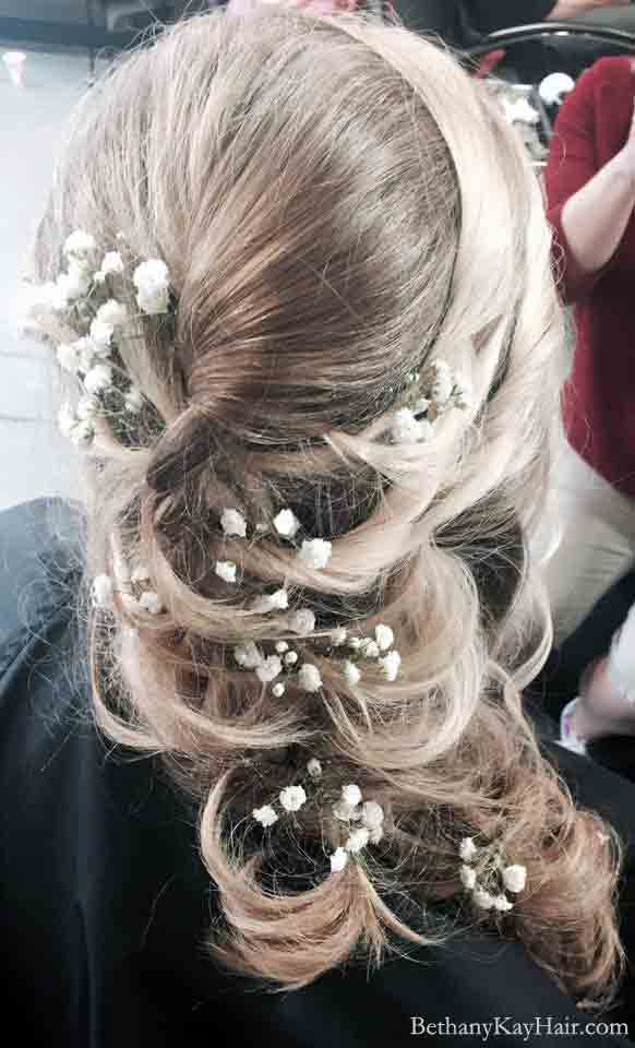 Prom Hair Styles Updos Long And Straight Feather