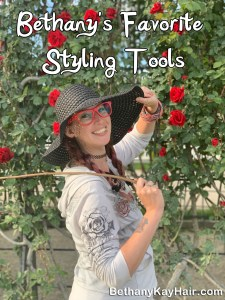 Hair Styling Tools - Bethany's favorite