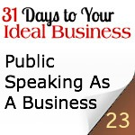 Public Speaking As A Business