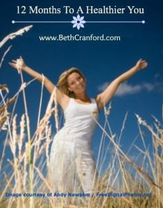 Healthier You challenge-BethCranford
