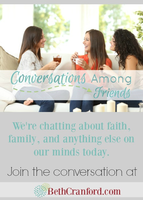 We're talking about faith, family, and ordinary life. Join us.