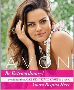 Avon Be Extraordinary! Appointment Book