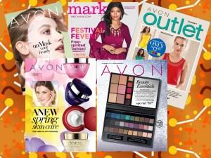 Avon Campaign 7 2017 Brochures