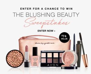 The Blushing Beauty Sweepstakes March 2017
