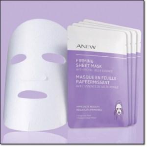 Avon Anew Firming Sheet Mask