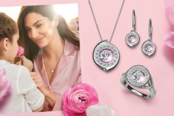 Sterling Silver Everlasting Love Collection