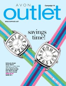 Avon Outlet Campaign 14 2017