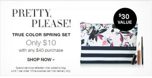 Avon True Color Spring Set