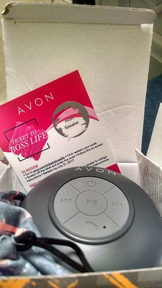 Avon Speaker Prize