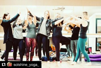 Yoga Teacher Training Graduation
